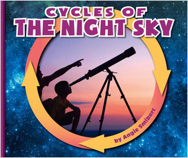 Cover: Cycles of the Night Sky