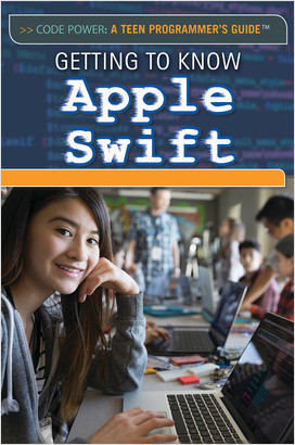 Cover: Code Power: A Teen Programmer's Guide
