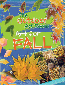 Cover: The Outdoor Art Room