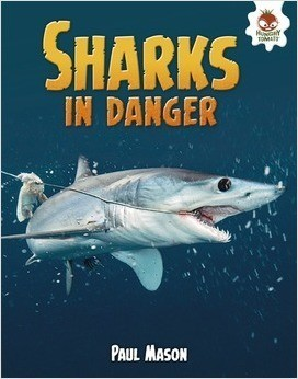 Cover: Wild World of Sharks