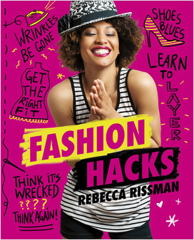 Cover: Fashion Hacks: Your Fashion Failures Solved!