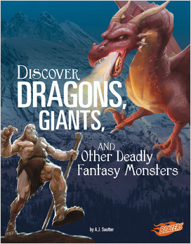 Cover: All About Fantasy Creatures