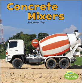 Cover: Construction Vehicles at Work