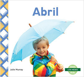 Cover: Los meses (Months) (Spanish Version)