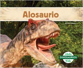 Cover: Dinosaurios (Dinosaurs Set 2) (Spanish Version)