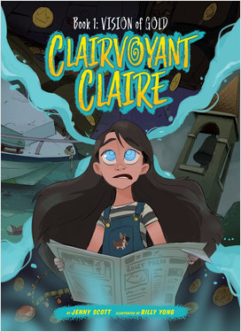 Cover: Clairvoyant Claire