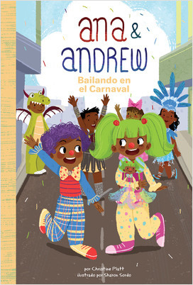 Cover: Ana & Andrew (Spanish Version)