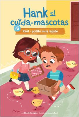 Cover: Hank el cuida-mascotas Set 2 (Hank the Pet Sitter Set 2)