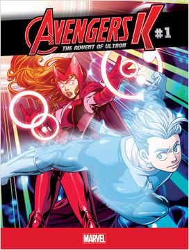 Cover: Avengers K Set 2