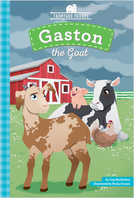 Cover: Gaston the Goat
