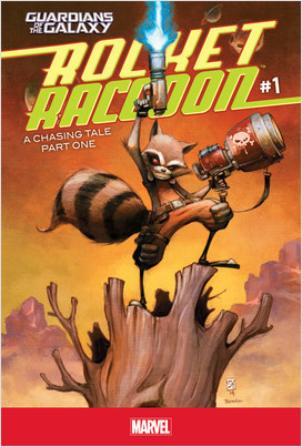 Cover: Guardians of the Galaxy: Rocket Raccoon