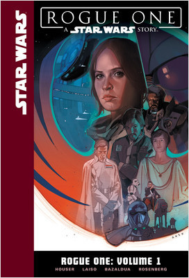 Cover: Star Wars: Rogue One