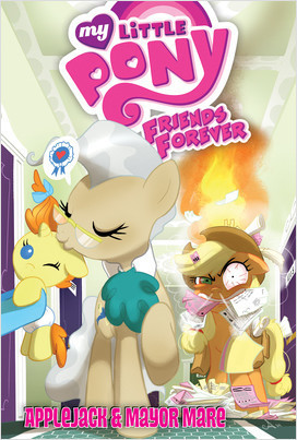 Cover: My Little Pony: Friends Forever Set 2