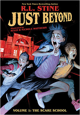 Cover: Just Beyond
