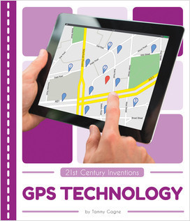 Cover: GPS Technology