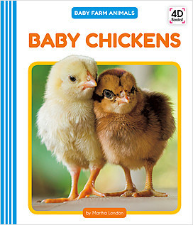 Cover: Baby Farm Animals