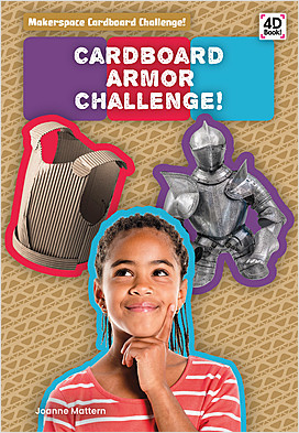 Cover: Makerspace Cardboard Challenge!