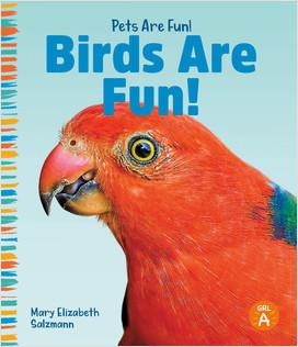Cover: Birds Are Fun!
