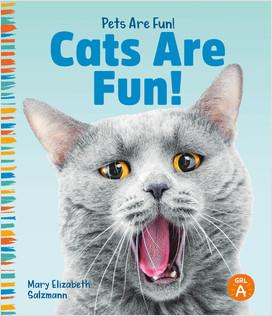 Cover: Cats Are Fun!