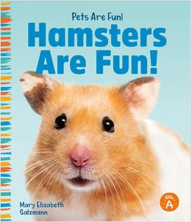 Cover: Hamsters Are Fun!