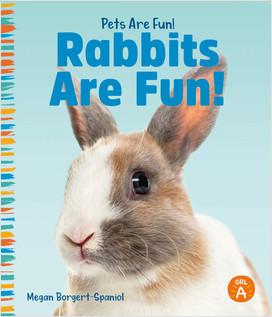 Cover: Rabbits Are Fun!