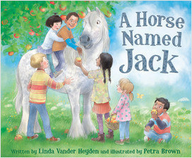 Cover: A Horse Named Jack