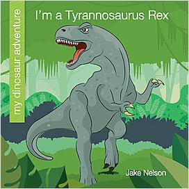 Cover: My Dinosaur Adventure