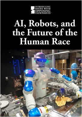 Cover: AI, Robots, and the Future of the Human Race