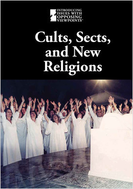 Cover: Cults, Sects, and New Religions