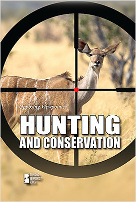 Cover: Hunting and Conservation