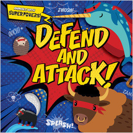 Cover: Animals with Superpowers!