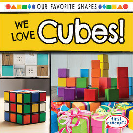 Cover: We Love Cubes!