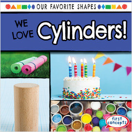 Cover: We Love Cylinders!
