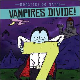 Cover: Vampires Divide!