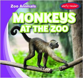 Cover: Zoo Animals