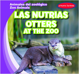 Cover: Animales del zoológico / Zoo Animals