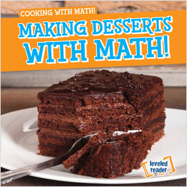 Cover: Cooking With Math!