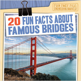 Cover: Fun Fact File: Engineering Marvels