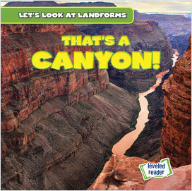 Cover: Let's Look at Landforms
