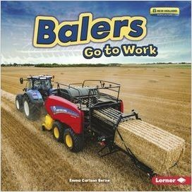 Cover: Farm Machines at Work