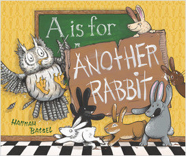 Cover: A Is for Another Rabbit