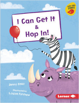 Cover: I Can Get It & Hop In!