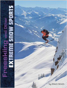 Cover: Freeskiing and Other Extreme Snow Sports