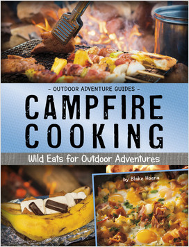 Cover: Campfire Cooking: Wild Eats for Outdoor Adventures