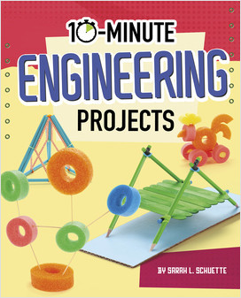 Cover: 10-Minute Engineering Projects