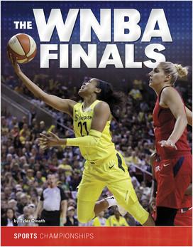 Cover: The WNBA Finals