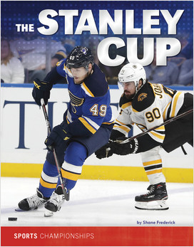 Cover: The Stanley Cup
