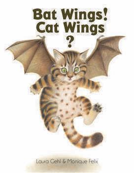 Cover: Bat Wings! Cat Wings?