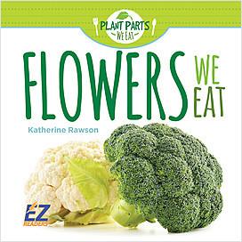 Cover: Plant Parts We Eat