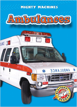 Cover: Ambulances